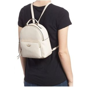 Kate Spade Jason Street Keleigh Leather Backpack